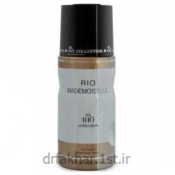 اسپری RIO MADEMOISELLE زنانه ریو کالکشن 150 میل