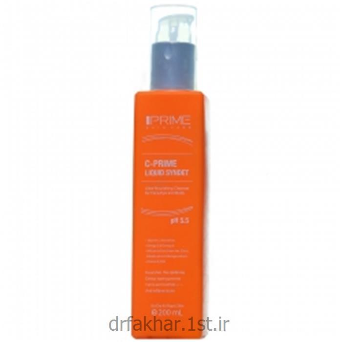 پن مایع پاک کننده صورت و بدن ویتامین C پریم