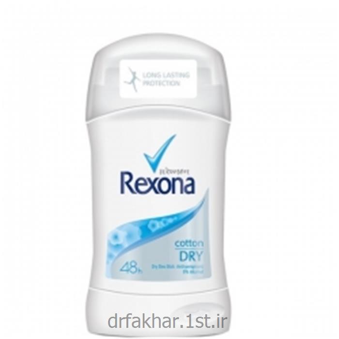 استیک ضد تعریق زنانه Cotton Dry رکسونا