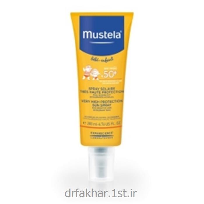 اسپری ضد آفتاب کودک موستلا
