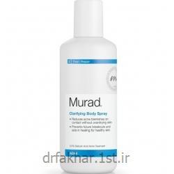 عکس سایر محصولات مراقبت از پوستاسپری درمان آکنه بدن دکتر مورد