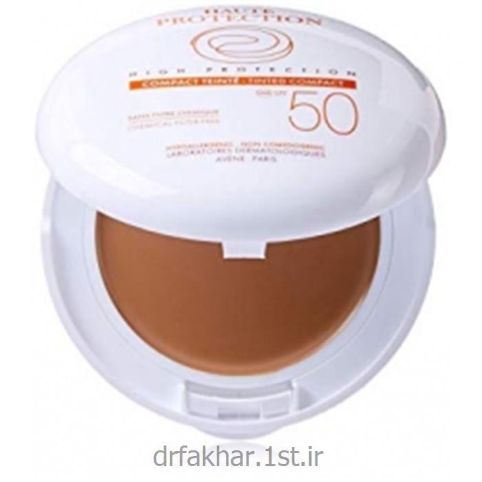 کامپکت ضد آفتاب SPF50 اون (رنگ بژ تیره)
