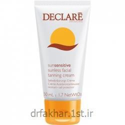 عکس سایر محصولات مراقبت از پوستکرم برنزه کننده صورت دکلره