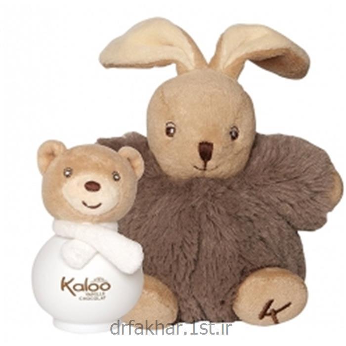 عکس عطرادوسنتور Vanille Chocolat کلو 50 میل همراه عروسک خرگوش