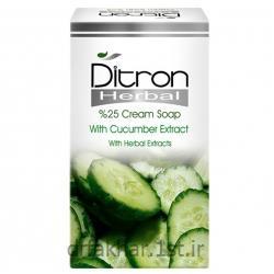 صابون کرمدار 25 درصد حاوی عصاره خیار دیترون