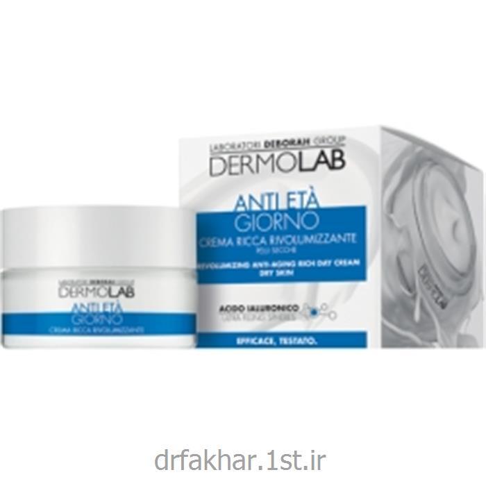 عکس سایر محصولات مراقبت از پوستکرم حجم دهنده ضد چروک پوست خشک SPF10 درمولب