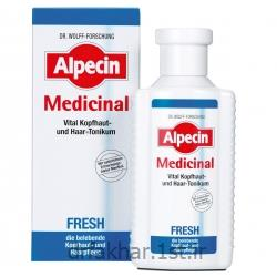 تونیک فرش مدیسینال آلپسین Alpecin Medicinal Fresh Tonic 200ml