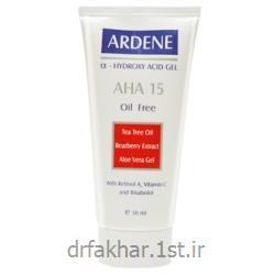 عکس پاک کننده صورتژل آلفا هیدروکسی اسید (AHA15) آردن