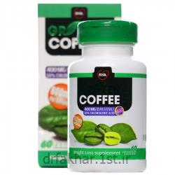 قرص قهوه سبز 800 میلی گرمی BSK