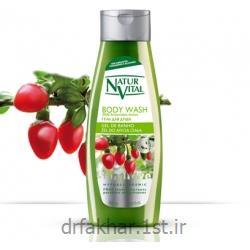 عکس سایر محصولات زیبایی و مراقبت های شخصیشامپو بدن ضد حساسیت گوجی نچرال ویتال