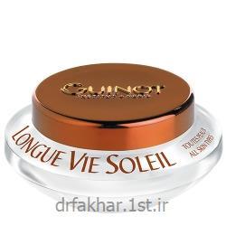 عکس سایر محصولات مراقبت از پوستکرم فرانسوی ضد پیری لانگ وی سولی گینو
