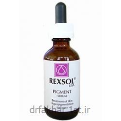 سرم ضد لک و سفید کننده ، برای درمان رنگدانه اضافی رکسول