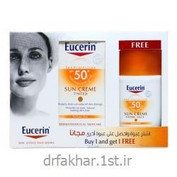 عکس کرم ضد آفتابپک ضد آفتاب رنگی SPF50 اوسرین