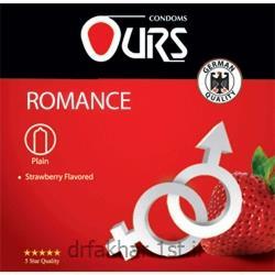 عکس محصولات جنسیکاندوم Romance اورز 3 عددی