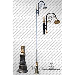 پایه چراغ خیابانی الوند street lighting HS-05-1011