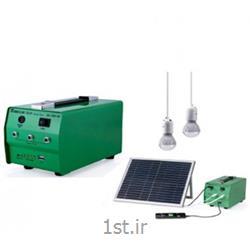 عکس سیستم های انرژی خورشیدیسیستم روشنایی سولار ( خورشیدی) پرتابل