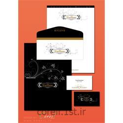 طراحی ست اداری شرکت داتام