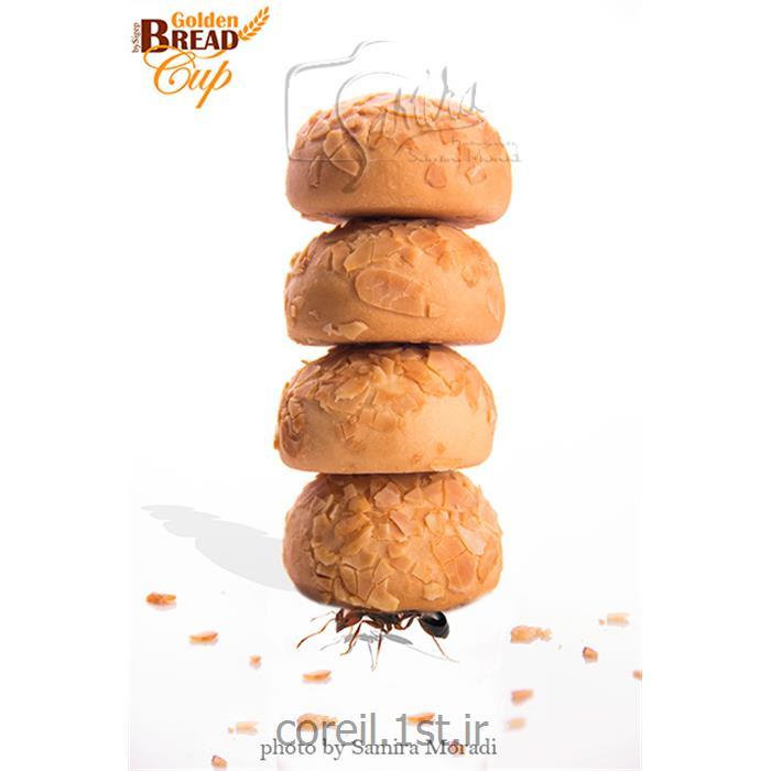 عکاسی صنعتی محصولات Golden Bread