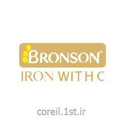 عکس طراحی سایتطراحی وبسایت محصول دارویی برانسون