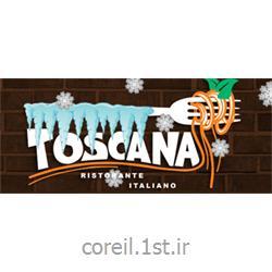 عکس طراحی سایتطراحی وبسایت رستوران ایتالیایی توسکانا