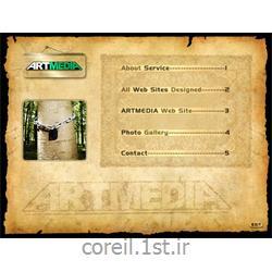 عکس اجرای برنامه های تبلیغاتی دیجیتالطراحی سی دی مالتی مدیا شرکت آرت مدیا