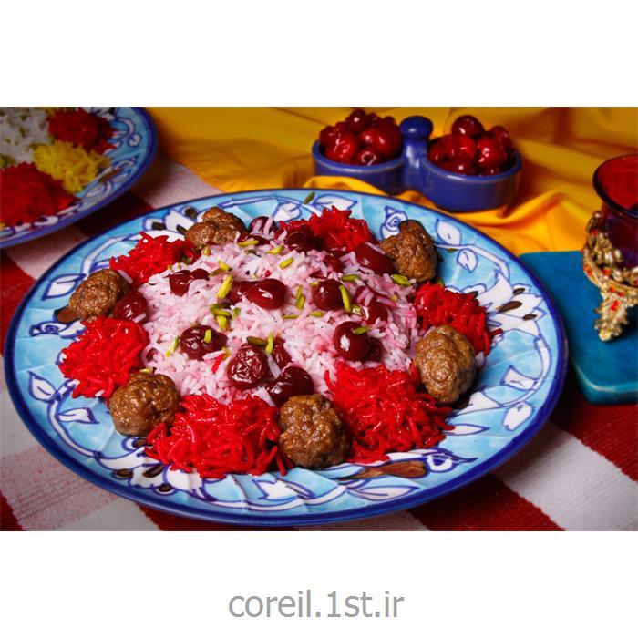 عکاسی صنعتی از انواع غذاها
