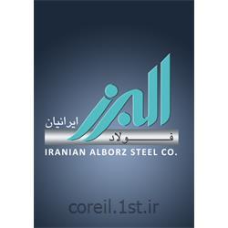 طراحی لوگو شرکت فولاد البرز ایرانیان