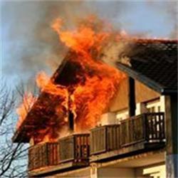 بیمه نامه آتش سوزی مراکز غیر صنعتی