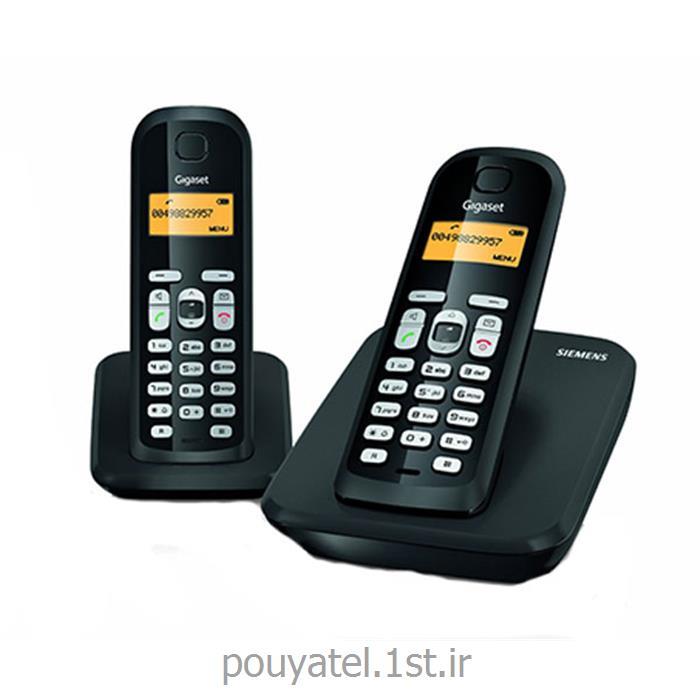 گوشی بیسیم گیگاست آلمان مدل Gigaset AS300 Duo