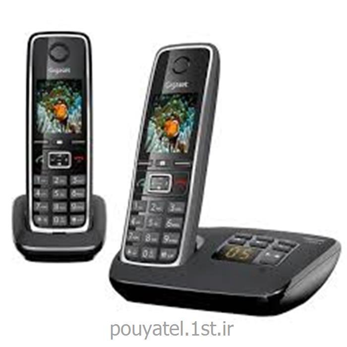 گوشی تلفن  گیگاست آلمان مدل Gigaset C530 A Duo<