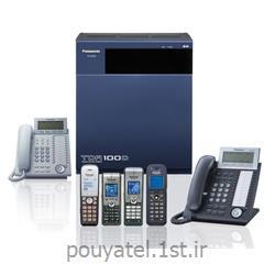 مرکز تلفن سانترال پاناسونیک مدل  KX-TDA100DBA