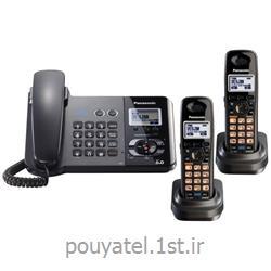 عکس تلفن بیسیمتلفن بی سیم پاناسونیک مدل KX-TG9392T
