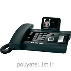 عکس تلفن با سیمتلفن با سیم گیگاست gigaset DL500A