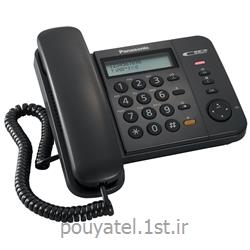 عکس تلفن با سیمتلفن باسیم پاناسونیک مدل KX-TS580MX