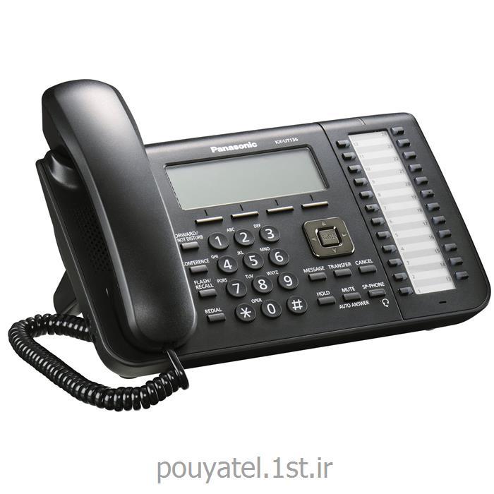 گوشی تحت شبکه SIP پاناسونیکKX-UT136