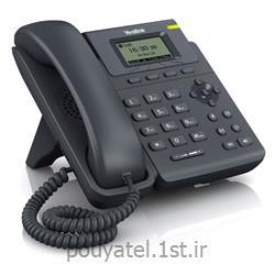 عکس تلفن با سیمگوشی تلفن IP یک خطه یالینک مدل Yealink T19