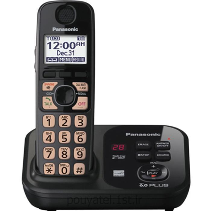 عکس تلفن بیسیمتلفن بیسیم پاناسونیک مدل KX-TG4731