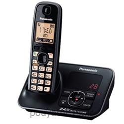 عکس تلفن بیسیمتلفن بی سیم پاناسونیک مدل KX-TG3721