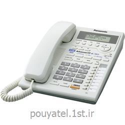 عکس تلفن با سیمتلفن رومیزی پاناسونیک KX-TS3282BX