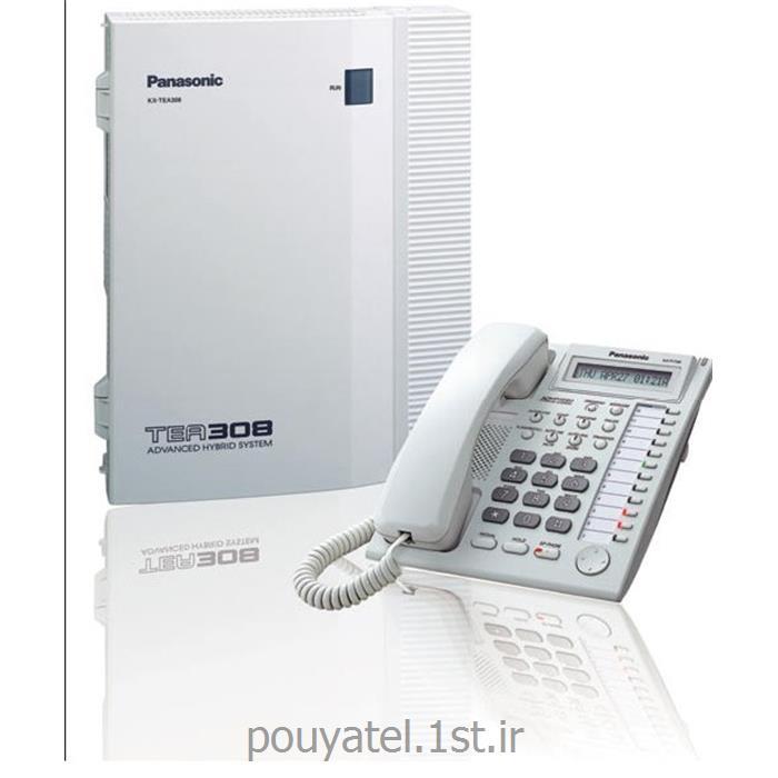 مرکز تلفن پاناسونیک مدل KX-TEA308