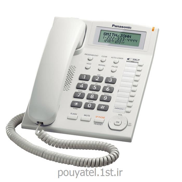 تلفن با سیم پاناسونیک مدل KX-T7716X