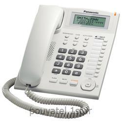 عکس تلفن با سیمتلفن باسیم پاناسونیک مدل KX-TS880