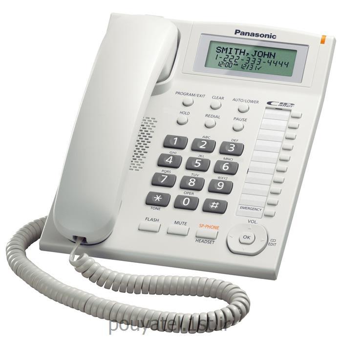 تلفن باسیم پاناسونیک مدل KX-TS880