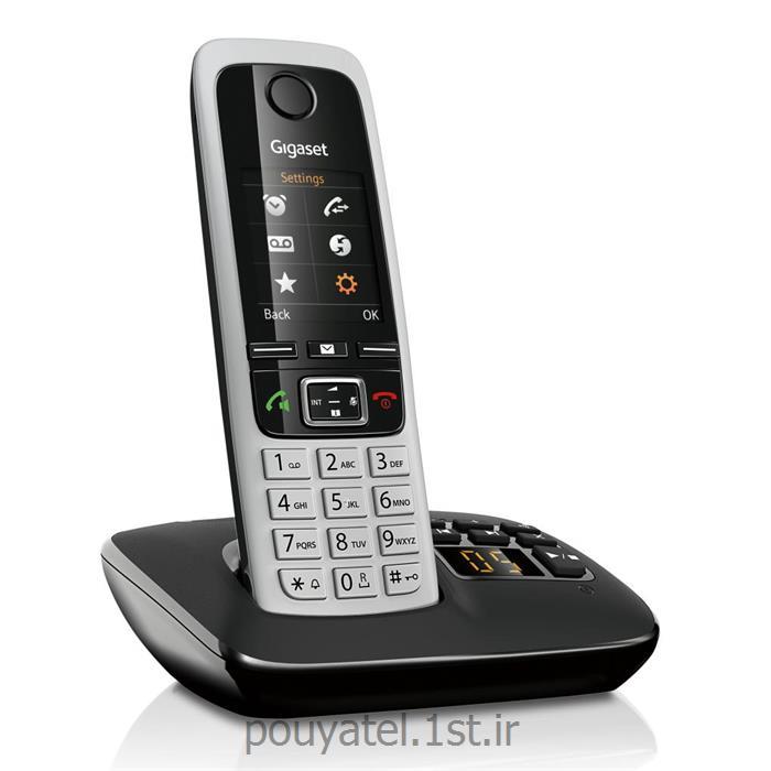 عکس تلفن بیسیمگوشی بیسیم گیگاست المان مدل Gigaset C430 A