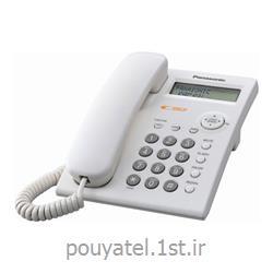 عکس تلفن با سیمتلفن با سیم پاناسونیک مدل KX-TSC11MX