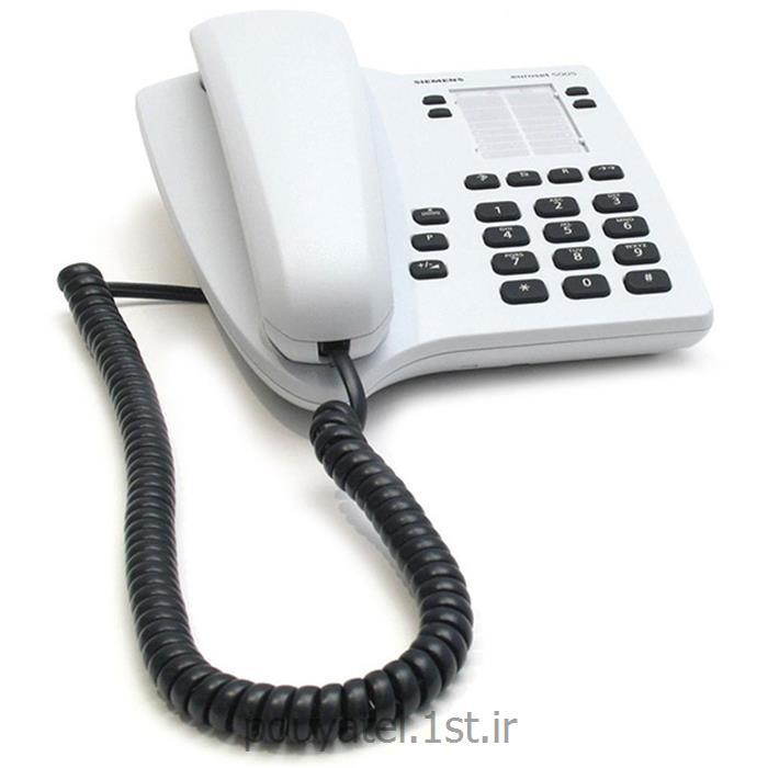 عکس تلفن با سیمگوشی رومیزی گیگاست المان مدل gigaset 5005