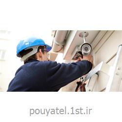 نصب و راه اندازی دوربین مدار بسته (مشاوره قیمت فروش نصب)