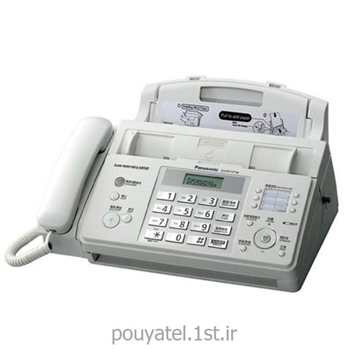 عکس دستگاه فکس (فاکس)دستگاه فکس پاناسونیک FP711CX-W