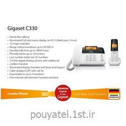 عکس تلفن بیسیمتلفن بی سیم گیگاست مدل C330