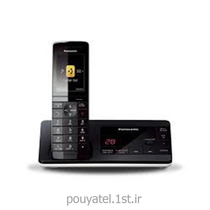 عکس تلفن بیسیمتلفن بیسیم پاناسونیک مدل KX-PRW130